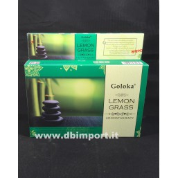 incenso lemon grass - Goloka