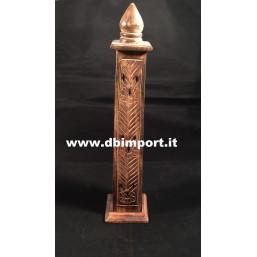 Brucia incenso in legno mod 2