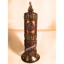 Porta incenso tibetano grande